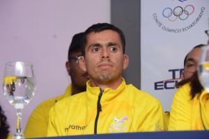 Atletas en Ecuador están pendientes del salvoconducto para poder entrenar