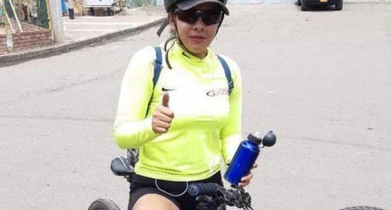 Asesinan a una enfermera en Bogotá por robarle la bicicleta