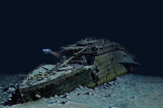 Una juez permite cortar por primera vez el Titanic para extraer su telégrafo