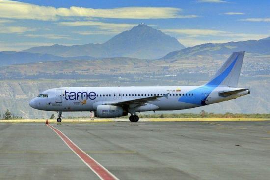 Aerolínea Tame será liquidada pero se preservarán sus rutas indispensables