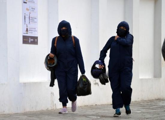Ecuador registra 703 casos nuevos de coronavirus Covid-19, para un total de 34.854