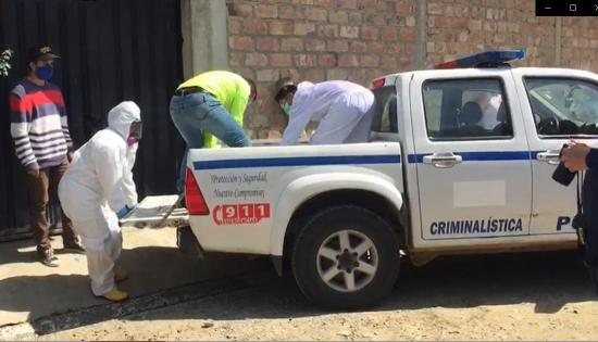 Hombre de 56 años se quita la vida en la ciudadela San Alejo de Portoviejo