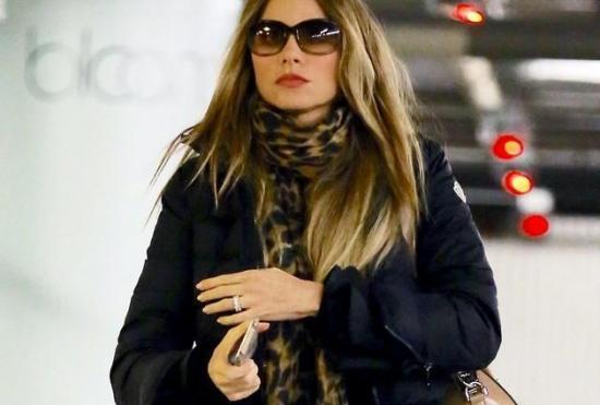 Sofía Vergara lanza su propia línea de gafas 'para no parecer mayor'