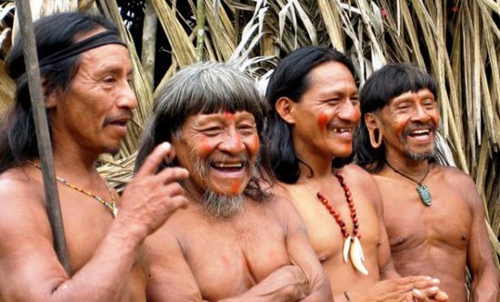 Interponen medidas cautelares para velar por vida de indígenas waoranis en Ecuador