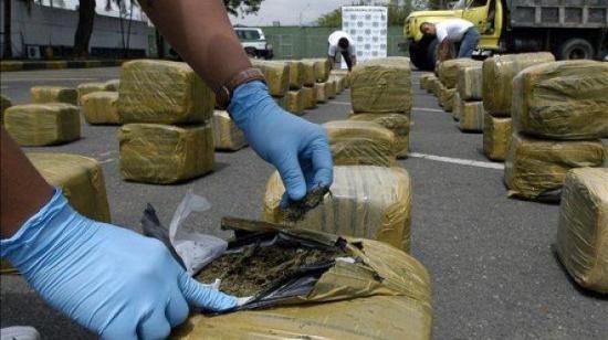 Brasil lleva a cabo el mayor decomiso de marihuana en su historia