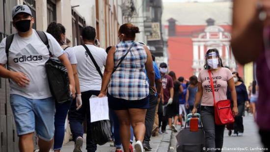 La mayor donación en la historia de Perú llega a los afectados por pandemia
