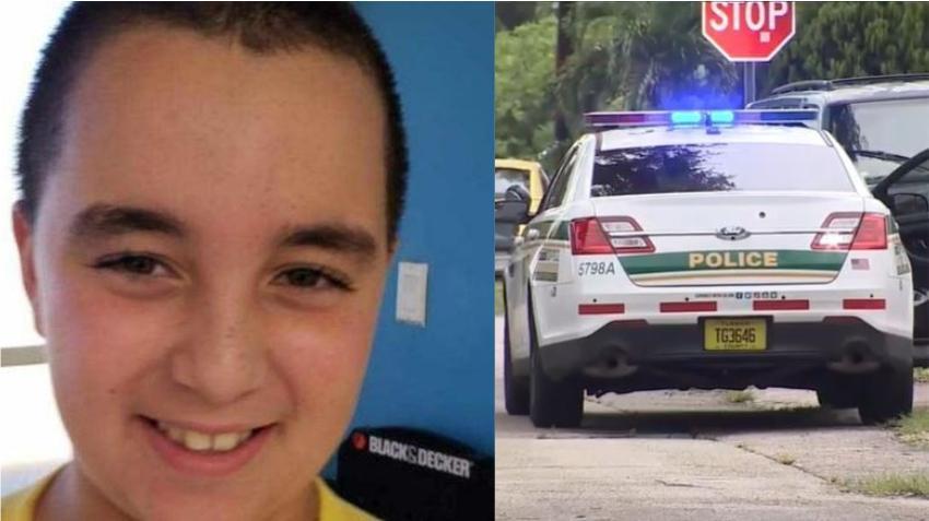Encuentran muerto a un niño autista de 9 años que había sido secuestrado en Miami