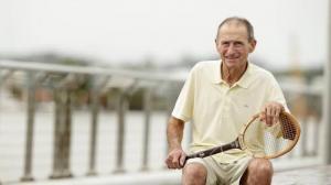 Falleció Ashley Cooper, gran leyenda del tenis australiano, con 83 años