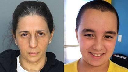 Detienen a madre de niño autista que intentó matarlo dos veces en un día, en Miami