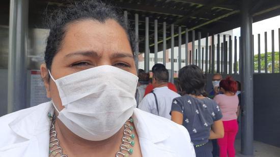 Sin mascarilla ya no se podrá ingresar a ningún banco privado en Nicaragua