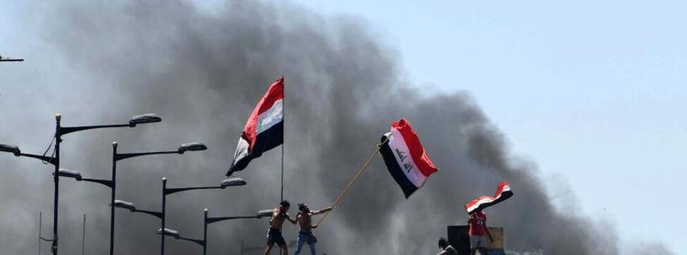 La ONU denuncia 123 secuestrados en protestas en Irak, 25 aún desaparecidos
