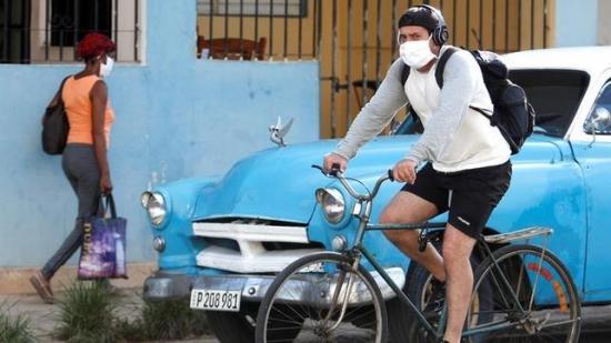 Cuba registra otros 6 casos de COVID-19 en una jornada sin fallecidos