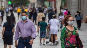 Las muertes por COVID-19 en todo el mundo se elevan a 344.000, según la OMS