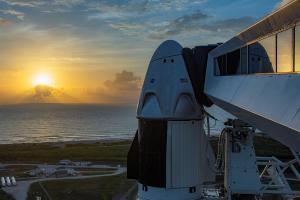 Cancelan el lanzamiento de la misión tripulada de SpaceX y la NASA por el mal clima