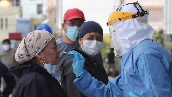 Ecuador reporta 3.275 muertes y 38.103 contagios de coronavirus
