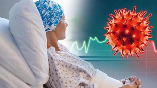Enfermos de cáncer con Covid-19 tienen una tasa de mortalidad bruta del 13%