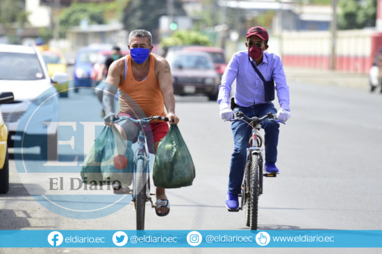 Alcalde Agustín Casanova cree que Portoviejo debe seguir en 'semáforo rojo'