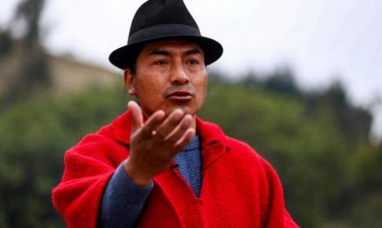 Indígenas en Ecuador alientan el uso de la web para la lucha social