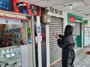 80 técnicos realizan la lectura de medidores de energía eléctrica en Manabí