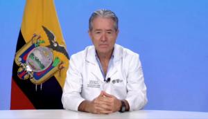 Ministro de Salud: Nueve de cada diez contagiados superan el covid-19