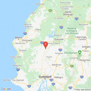 Sismo de 5,2 grados se registra en Balzar y sacude a varios cantones de Ecuador