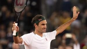 Federer supera a Ronaldo y Messi y es el primer tenista que lidera lista Forbes
