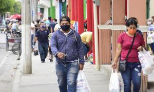 Municipio de Portoviejo entregará 30 mil mascarillas