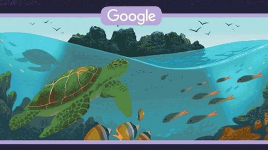 La belleza de las Islas Galápagos se toma Google