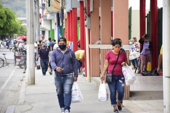 Varios cantones de Manabí se alistan para pasar a 'semáforo amarillo'