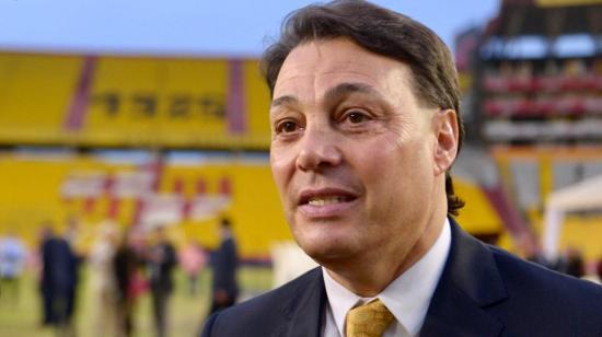 Alfaro Moreno anuncia que hay un caso positivo de Covid-19 en Barcelona