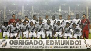 Jugadores del Vasco de Gama vuelven a actividades pese a que 19 contrajeron COVID-19