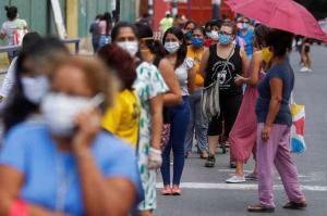 Latinoamérica registra un millón de casos y 51.000 muertes por coronavirus