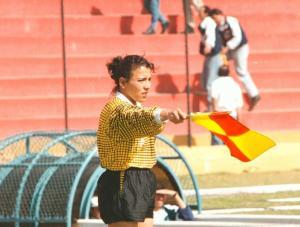Muere Rosa Canales, referente del arbitraje femenino en Ecuador