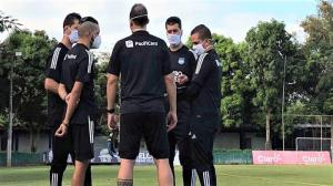 La FEF alivia crisis, pero autoridades ratifican suspensión de fútbol