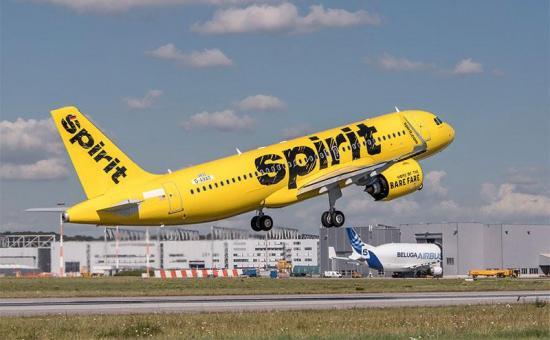 Un vuelo de Spirit será el primero internacional en llegar a Guayaquil desde el Covid-19