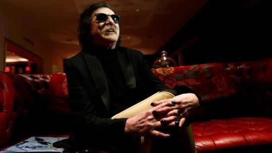 El músico argentino Charly García recibe el alta hospitalaria luego de cuatro días