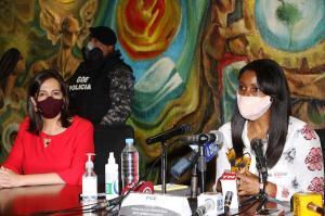 Fiscal asegura que insumos médicos hallados en casa de Abdalá Bucaram coinciden con los del IESS