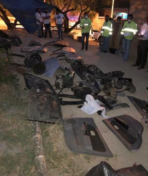 Hallan droga y piezas de carros robados en una vivienda en la parroquia San Pablo, hay un hombre detenido