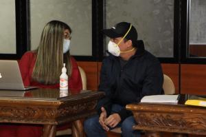 Dictan prisión preventiva para el asambleísta manabita Daniel Mendoza