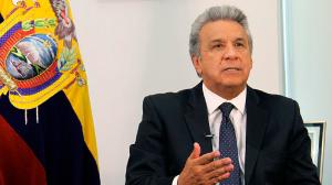Lenín Moreno se pronuncia tras la detención del asambleísta Daniel Mendoza