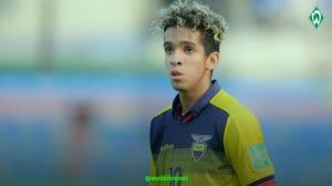 El ecuatoriano Johan Mina es el nuevo fichaje del Werder Bremen de Alemania