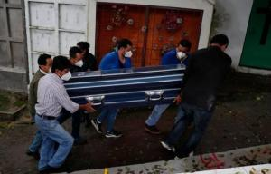 Las lluvias en El Salvador dejan 30 muertos y más de 12.600 albergados