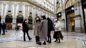 Italia registra 72 fallecidos con coronavirus y se acerca a los 34.000