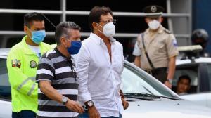 Presentan solicitud de remoción contra el prefecto Carlos Luis Morales, firmada por 18 alcaldes del Guayas