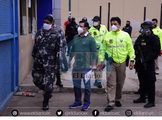 Allanan casa del director y otros funcionarios de la cárcel El Rodeo, hay nueve personas detenidas