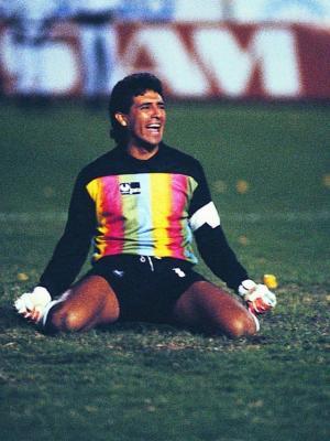 Barcelona SC recuerda el paso de Carlos Luis Morales por el club