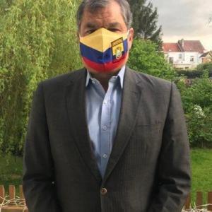Correa denuncia intención de impedirle participar en elecciones en Ecuador