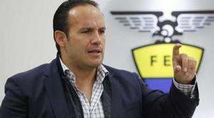 FIFA niega pedido de Francisco Egas sobre nulidad de cambios en el directorio de la FEF