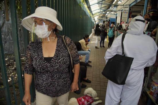 El sistema de salud de Quito trabaja a ''máxima potencia'', según su alcalde
