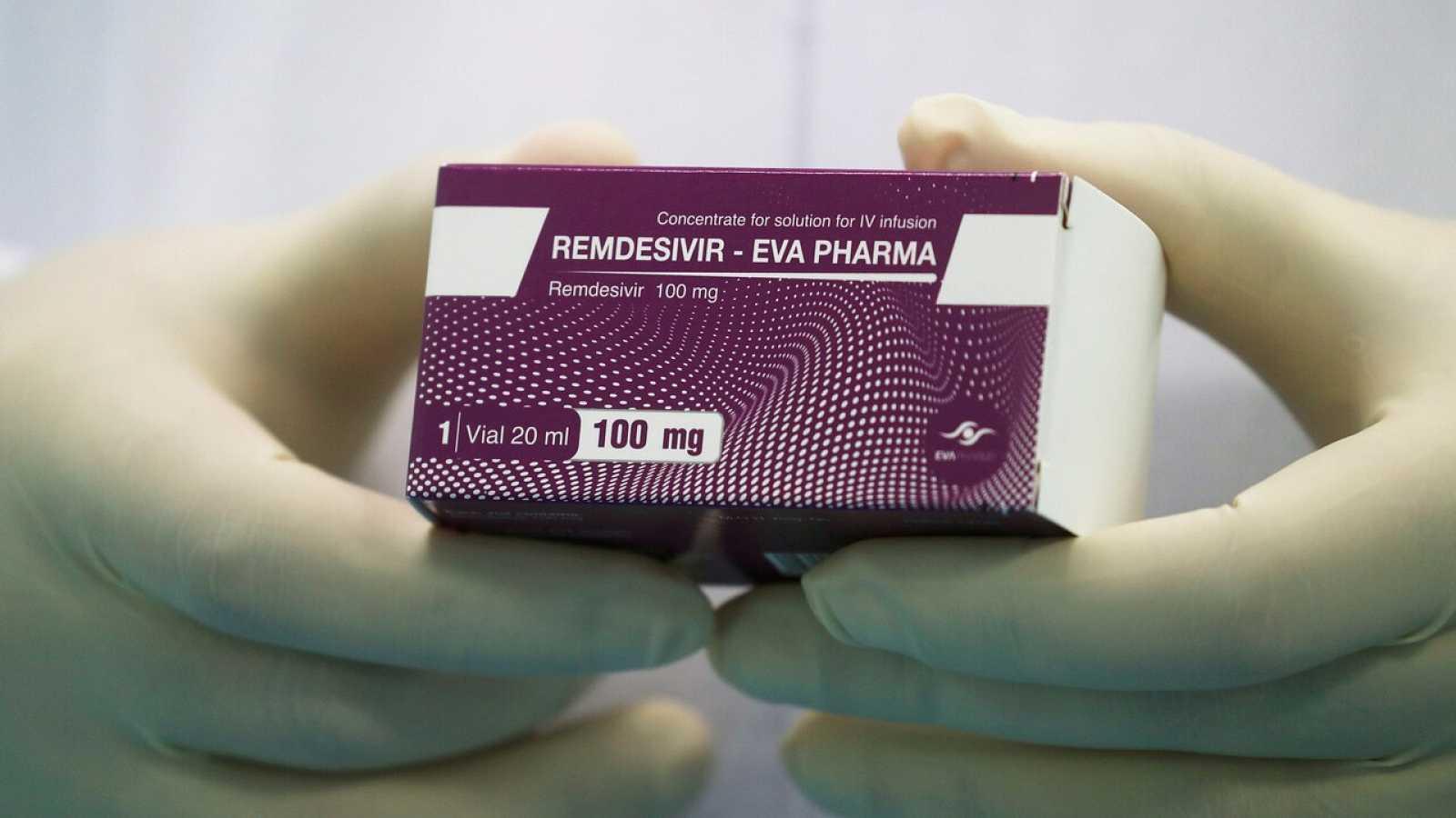 Tratamientos con Remdesivir contra la COVID-19 costarán 2.340 dólares o más